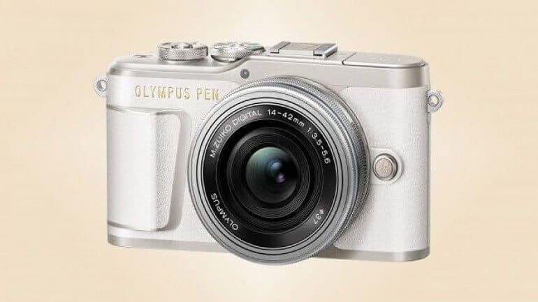 Yeni Olympus PEN E-PL9 kamera duyuruldu