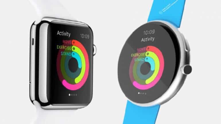 Yuvarlak Apple Watch geliyor!