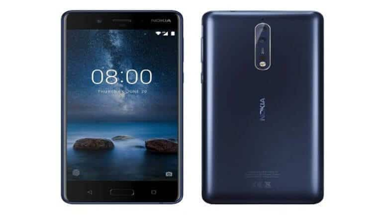 Zeiss lensli Nokia 8 sonunda tanıtıldı