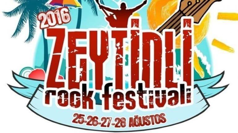 Zeytinli Rock Festivali'nden üzücü haber